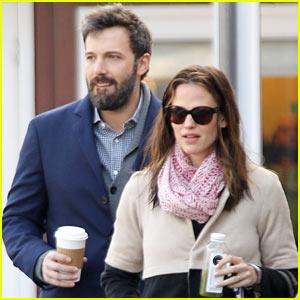 Ben Affleck & Jennifer Garner: Brentwood Breakfast! | Ben Affleck