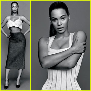 Beyonce: 'The Gentlewoman' Photo Shoot Pics!