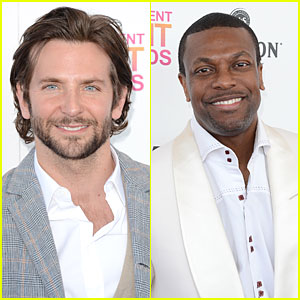 Bradley Cooper & Chris Tucker - Independent Spirit Awards 2013