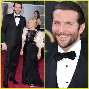 Bradley Cooper - Oscars 2013 Red Carpet
