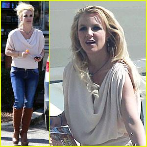 Britney Spears 'Absolutely Sings' on 'Scream & Shout'