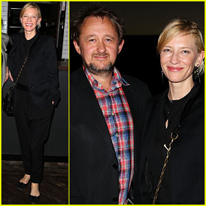 Cate Blanchett: 'Mrs. Warren's Profession' Opening Night!
