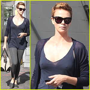 Charlize Theron: 'Ha