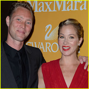 Christina Applegate: Married to Martyn LeNoble!