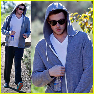 Cory Monteith: East of Main Restaurant Supporter!