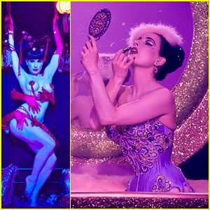 Dita Von Teese: 'Strip Strip Hooray' Show Photos (Exclusive)