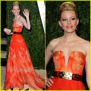 Elizabeth Banks - Vanity Fair Oscars Party 2013