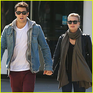 Emily VanCamp & Josh Bowman: Joseph Martin Salon Couple!