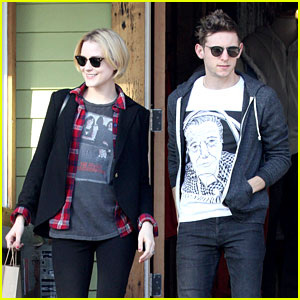 Evan Rachel Wood: Men &#038; Women Are Both So Beautiful!