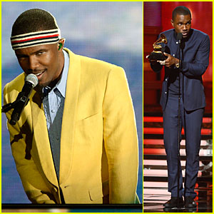 Frank Ocean: Grammys 2013 Performance - WATCH NOW!