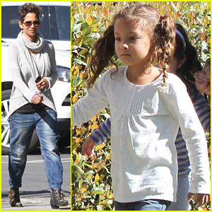 Halle Berry: Fit For Kids with Nahla!