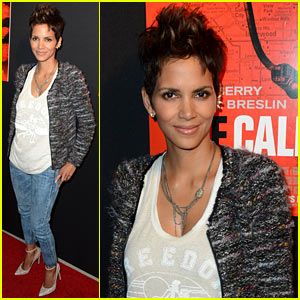 Halle Berry: 'The Call' Screening in Miami Beach!