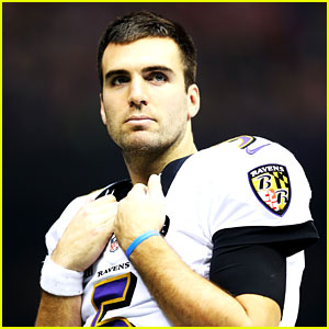 Joe Flacco Breaking News, Photos, and Videos | Just Jared