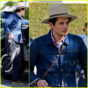 John Mayer: I Stopped Growing Up in My 20s
