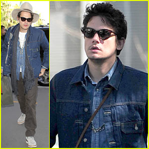John Mayer Gives Katy Perry Heart Shaped Ring