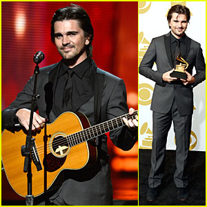 Juanes: Grammys 2013 Performance - WATCH NOW!