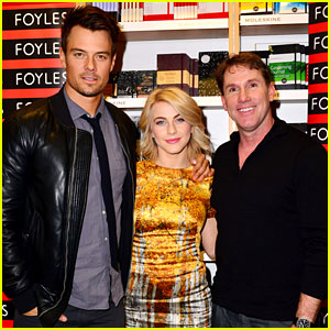 Julianne Hough &#038; Josh Duhamel: 'Safe Haven' Book Signing!