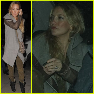 Kate Hudson: War Child BRITs Show 2013