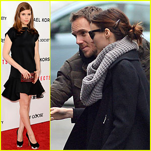 Kate & Rooney Mara: Separate New York Outings!