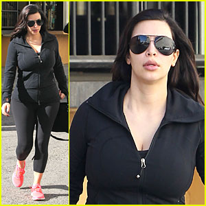 Pregnant Kim Kardashian: Baby Girl with Kanye West?