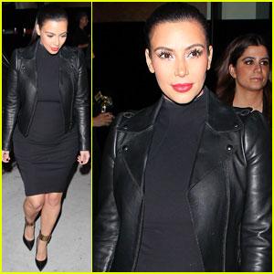 Kim Kardashian: Mario Testino's Prism Exhibit Reception