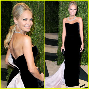 Kristin Chenoweth - Vanity Fair Oscars Party 2013