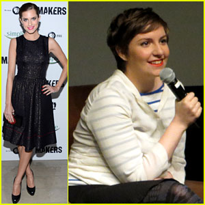 Lena Dunham &#038; Allison Williams: No Feud for 'Girls' Stars!