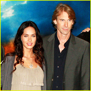 Megan Fox: 'Teenage Mutant Ninja Turtles' with Michael