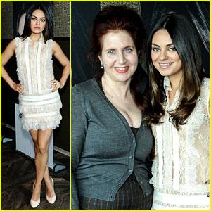 Mila Kunis: Gemfields Brand Ambassador Launch!
