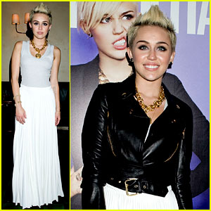 Miley Cyrus: 'Cosmopolitan' Cover Celebration!