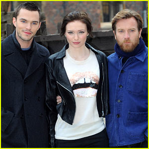 Nicholas Hoult & Ewan McGregor: 'Jack the Giant Slayer' UK Photo Call!