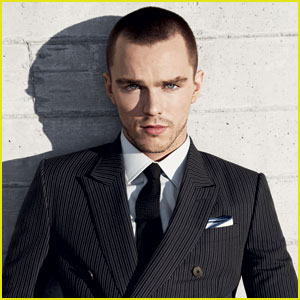 Nicholas Hoult: 'GQ' Magazine Feature March 2013