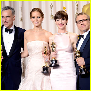 Oscars Winners List 2013 -