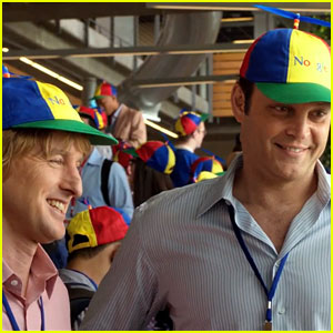 Owen Wilson & Vince Vaughn: 'The Internship' Trailer!