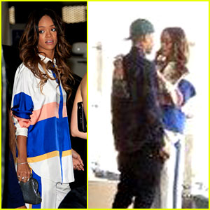 Rihanna & Chris Brown: Roc Nati