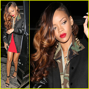 Rihanna: Don't Call Me a Bad Role Model