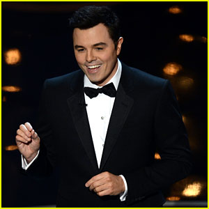Seth MacFarlane: 'We Saw Your Boobs' at Oscars 2013 (Video)