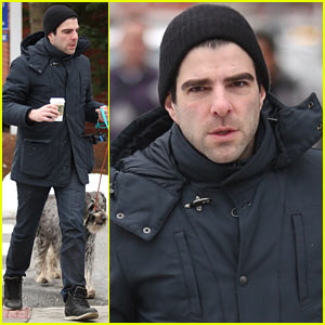 Zachary Quinto Never Felt Any 'Star Trek' Pressure