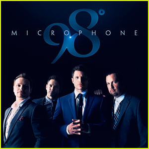 98 Degrees' 'Microphone', First Song in 10 Years - Listen Now!