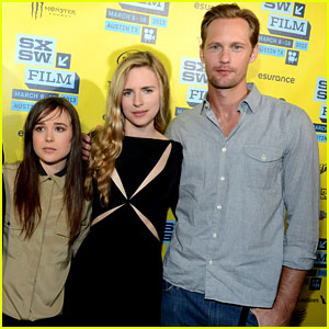 Alexander Skarsgard & Brit Marling: 'The
