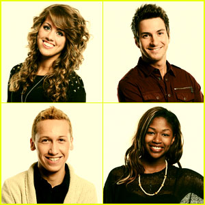 'American Idol' Top 10 2013 Season 12 Revealed!
