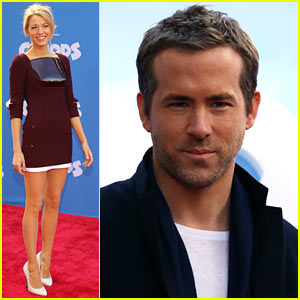 Blake Lively & Ryan Reynolds: 'The Croods' New York Premiere!