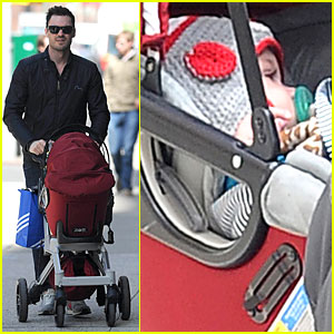Brian Austin Green: Adidas Store Shopping with Noah!