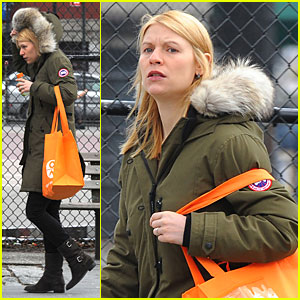 Claire Danes: Damian Lewis Talks 'Homeland' Season 3!