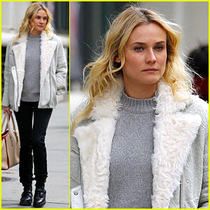 Diane Kruger: 'The Host' Hits Theaters Friday!