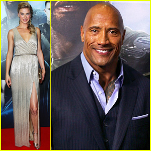 Dwayne Johnson: 'G.I. Joe 2 - Retaliation' Australian Premiere!