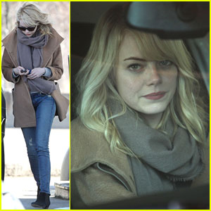 Emma Stone: My Twitter Account Was Hacked!