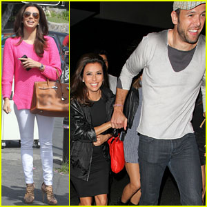 Eva Longoria: Bootsy Bellows Birthday!