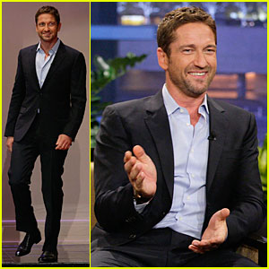 Gerard Butler: Karaoke with Me Sometime!