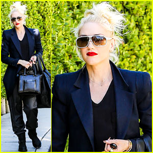 Gwen Stefani: At the Studio with No Doubt!